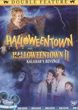 Halloweentown/Halloweentown II (DVD) • NEW • Debbie Reynolds, Disney