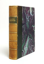 Lange Poppel - Der Rhein und die Rheinlande. Darmstadt Verlag Gustav Lange 1849