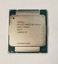Intel Xeon E5-2637 v3 ES QEYT 3.4GHz 4C LGA2011-3 C612 X99 same as SR202