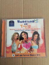 Mundiyan De Top 10 - Baby H - Sony - Bollywood Bhangra Punjabi 1st Edition CD