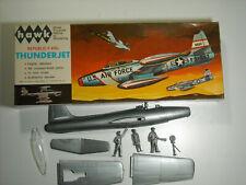 Hawk Republic F-84G Thunderjet kit 505-130 1964 issue complete 1:48 Nib