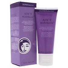 DERMAdoctor AIN'T Misbehavin' Intensive 10% Sulfur Acne Mask Treatment 2.3 oz