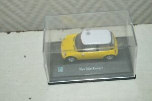 Car New Mini Cooper ROLLET COLLECTOR Car/Auto New Box 1/72