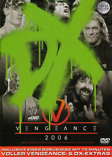 WWE Vengeance 2006 2x DVD DEUTSCH