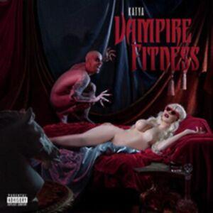 Katya - Vampire Fitness - Red Vinyl LP - in stock