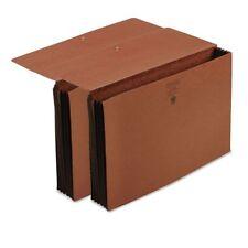 Smead - Expanding Width File Folder Wallet Legal Size - 4 Pack