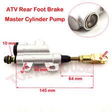 Chinese Quad ATV Rear Foot Brake Master Cylinder 50 70 90 110 125 150 200 250 cc