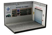 Diorama Atelier Volkswagen Water Cooled - 3 inch | 1/64ème - #3in-3-L-L-AF-002