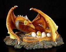 Drachenfigur - The Brood - Dragon Statue Veronese