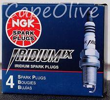4 PCS - NGK 6418 Iridium IX Spark Plugs (BKR6EIX)