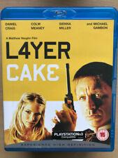 Daniel Craig Sienna Layer Cake 2004 British Crime Thriller UK Blu-ray