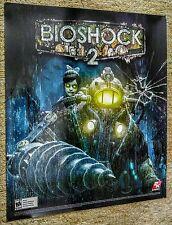 "Bioshock 2 Marketing Poster 36"" x 30"""