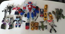 Transformers Bundle / Job Lot - Optimus Prime - Cars - Mixed Lot