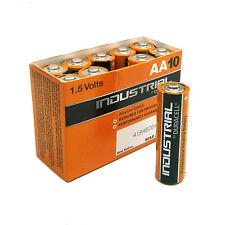 DURACELL INDUSTRIAL BATTERIE MIGNON AA LR6 MN1500 CONF. 10 1.5V