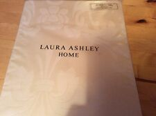 BNWT New Laura Ashley Single Duvet Cover Venetia Champagne 100% Cotton 290 Count