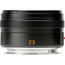 Brand New & Sealed Leica Summicron-T 23mm f/2 ASPH Lens - 11081 - Black