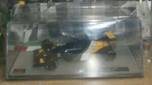 Panini Formula 1 F1 Collection Partwork #126 Scale Model Minardi M191 Martini