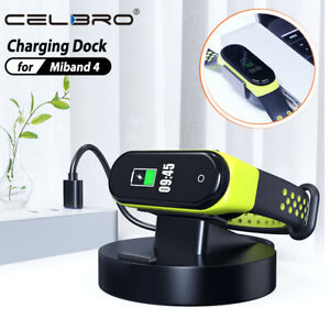 Portable USB Charger for Xiaomi Mi Band 4 Charging Dock Fast Charger Cable