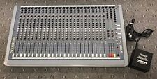 Vintage Soundcraft Spirit Live 24-channel Mixing Console Board for Parts/Repair