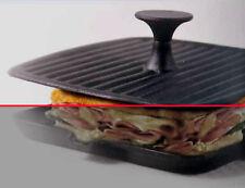 BIALETTI - EASY PRESS GHISA 21x21 cm - Schiaccia pressa Panini e Bistecche