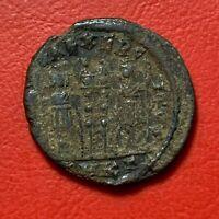 #2547 - Bronze Romaine à identifier- FACTURE