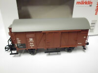 Märklin 48810-05 Gedeckter Güterwagen Gr 20 der DR Ep.III NEU OVP