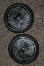 Tennant  1 set of 2 613026 Wheel  New
