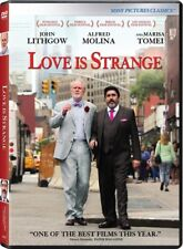 Love Is Strange [New DVD] Dolby, Digital Theater System, Subtitled, Widescreen