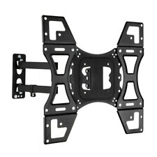 """26-55"""" Adjustable Wall Mount TV Bracket  LCD LED Rotatable TV Stand Color Black"""
