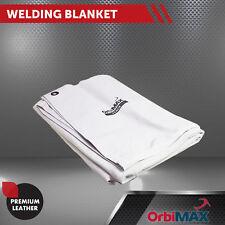 New Welding Blanket 1.8m x 1.8m Leather Heavy Duty Welders Blanket