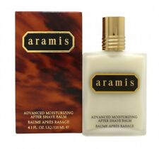 ARAMIS AFTERSHAVE BALM 120ML - MEN'S FOR HIM. NEW. FREE SHIPPING