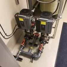 Grundfos CRNE5-4 Centrifugal Pump w/ VFD 316 Stainless 208V 3PH 1.5HP