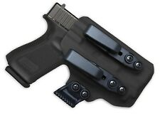 MIE Productions: AIWB Light Bearing Holster with Concealment Claw