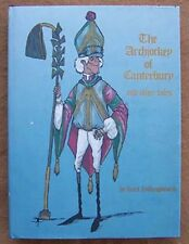 """HORSE RACING BOOK: """"ARCHJOCKEY OF CANTERBURY"""" BY KENT HOLLINGSWORTH!"""