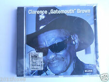 cd jazz blues soul jazz maestri blues n.19 #19 clarence brown live rare cd's cds