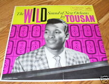 ALLEN TOUSSAINT Wild Sound of New Orleans lp original great shape