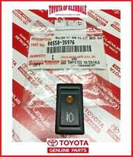 TOYOTA CAMRY 4RUNNER FOG LIGHT SWITCH LED LIGHT BAR GENUINE OEM 00550-35976