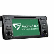 BMW E46 Autoradios mit Touchscreen