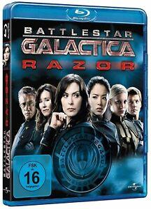 Battlestar Galactica Razor Blu-ray sehr gut