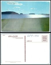 CANADA Postcard - Nova Scotia, Five Islands At Sunset P32