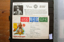 uk 1957 fdc  scout   (ros5664
