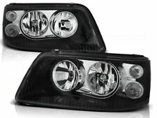 HEADLIGHTS RHT LPVWA0 VW TRANSPORTER T5 2003 2004 2005 2006 2007 2008 2009 BLACK