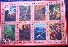WH Smith 1500 Jigsaw Puzzle - British Wildlife - Rare