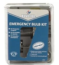 Set Of 3 Bluecol Emergency Bulb Kit Replacement Bulbs/Fuses suits most vehicles