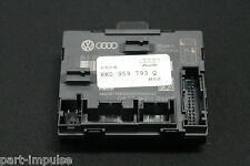 Audi A4 S4 8K Q5 8R  Türsteuergerät Steuergerät Tür door unit 8K0959793Q SW:506