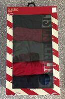 HOLLISTER Men's 5-Pack Classic Trunks Boxe Briefs NIB Sizes M / L