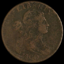 1800 1c Draped Bust Large Cent - Corrosion - Free Shipping USA