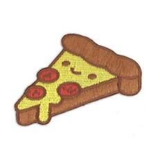 PIZZA STICKER STICKY ADHESIVE BACKING PATCH BY 100% SOFT