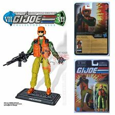 "TREADMARK (SKIDMARK) FSS 7.0 GI JOE Club 3.75"" Inch 2018 EXCLUSIVE Figure"