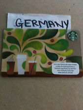 GERMANY Starbucks card 6120How to make coffee